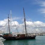 Segelschiff Rafael Verdera