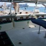 Extras an Bord