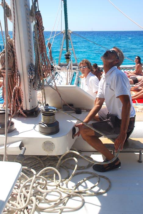 Katamaran Magic Taiti 60