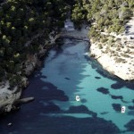 Segeln in der Bucht von Palma