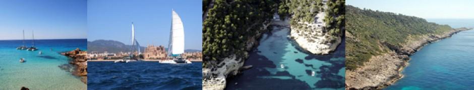 Katamaran Mallorca