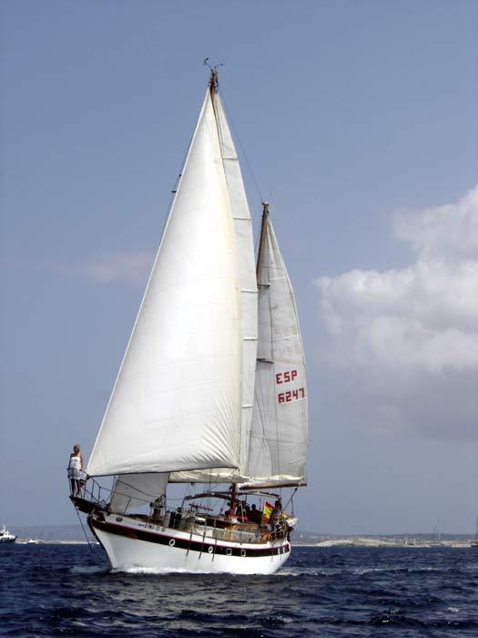 Segelyacht Mallorca
