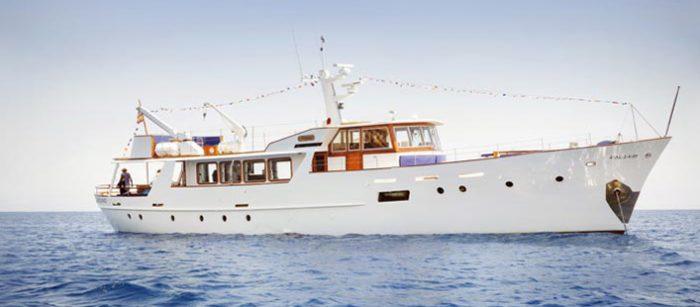 Yacht Mallorca Falcao Uno