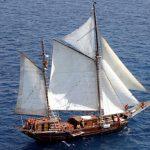 Segelschiff Rafael Verdera Palma de Mallorca