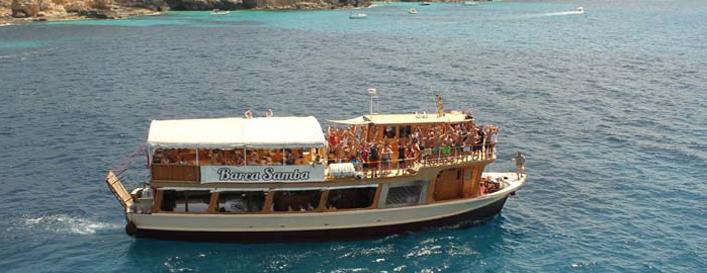 Barca Samba Mallorca