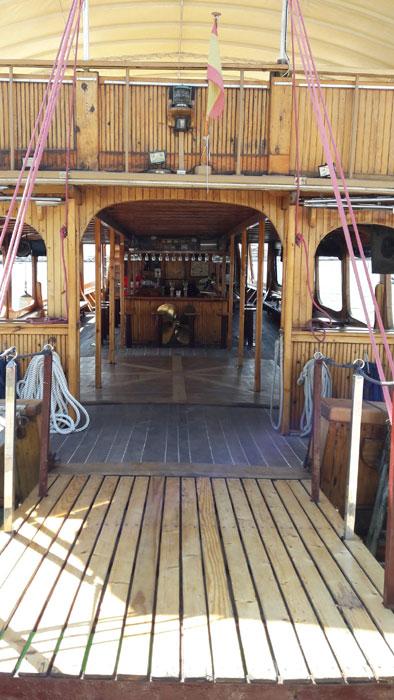 Barca Samba Palma