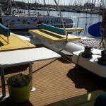 Katamaran Magic Taiti 60Platz an Bord