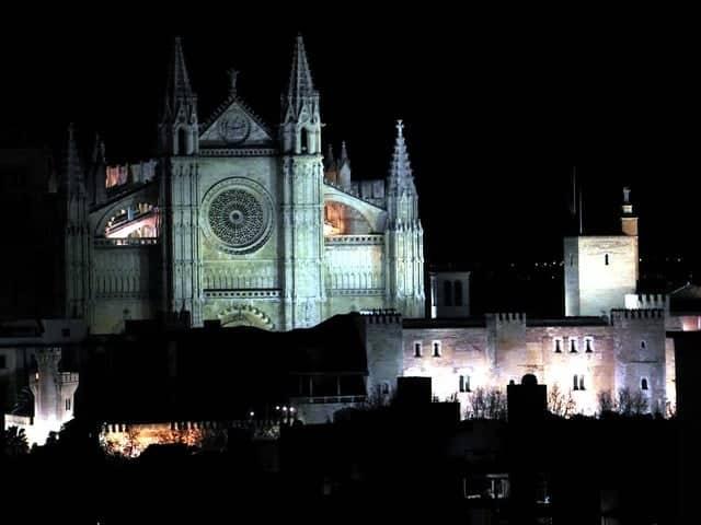 Kathedrale Mallorca Ostern 2020