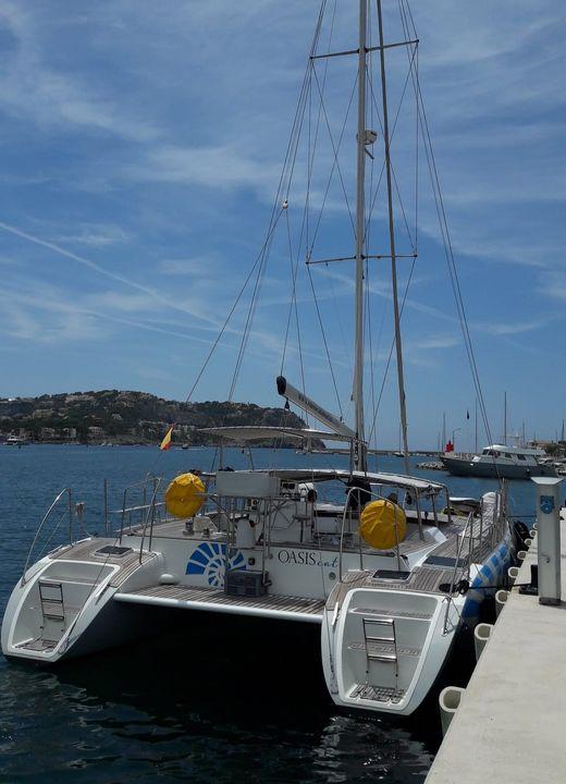 Katamaran Mallorca 09.03.2021
