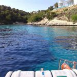 Bucht Cala Falcao