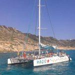 Fahrtgebiete Katamaran Mallorca